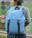 リュック 大容量 レディース メンズ anello アネロ バッグ 鞄 かばん リュック グリーン ライトブラウン A4対応 エスニック アジアン ネイティブ 雑貨 チチカカ公式 TITICACA / at-h1151 高密度杢調ポリエステル リュック