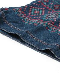 ナバホクロス刺繍ショルダーバッグ