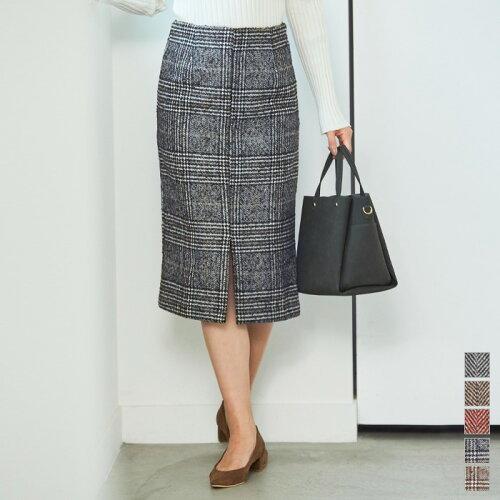 フロントスリットパターンタイトスカート〔第1弾!予約販売〕