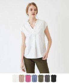 フレンチスリーブスキッパーシャツ