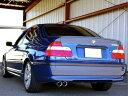 BMW E46 E46 M3 セダン/クーペ純正色塗装済 ウレタン製トランクスポイラー/トパーズブルー#364/3シリーズ/エアロパーツ/リアリップスポイラー【05P10Jan15】【___OCS】