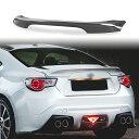 純正色塗装 ABS製 トランクスポイラー トヨタ用 86 ZN6型 / ...