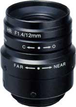 """CCTVレンズ 興和(KOWA:コーワ) LM12JC1MS 焦点距離12mm 単焦点1M 2/3""""Cマウント  定番興和(KO..."""