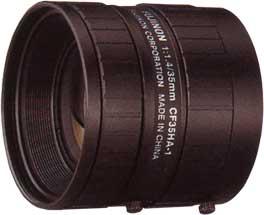 """CCTVレンズ フジノン(FUJINON) CF35HA-1 焦点距離35mm 単焦点1.5M 1""""Cマウント 84,000取寄フジ..."""