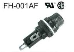 EDK エコー電子 FH-001AF (ヒューズホルダー )(10個セット)