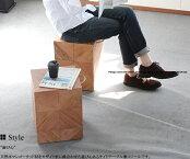 【送料無料】CK-01木製天然木スツールイスサイドテーブルナイトテーブルフリーテーブル玄関スツール花台飾り台オブジェアジアン