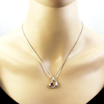 K18WGダイヤモンドネックレスCHAUMET18金ホワイトゴールド