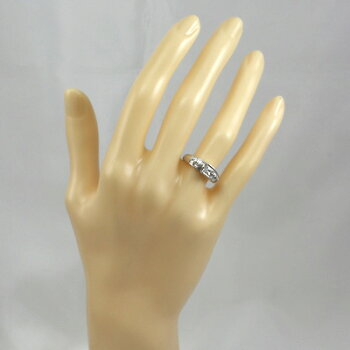 PT900ダイヤモンドリングD1.00プラチナ