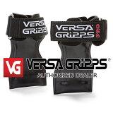 筋トレ VERSA GRIPPS バーサグリップ パワーグリップ 黒・ピンク・迷彩
