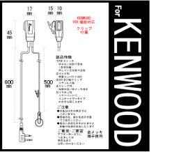 ケンウッド特定小電力トランシーバーデミトス20UBZ-LP20おまけ付(防水ケースEPS-100)