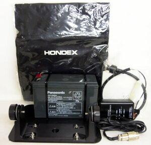 ホンデックス バッテリーセット BS07 (PS-500C・PS-501CN対応)