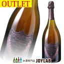 【アウトレット】ドンペリニヨン ロゼ 2005 750ml 箱なし シャンパン 【中古】