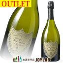 【アウトレット】ドンペリニヨン 2008 750ml 箱なし 白 シャンパン シャンパーニュ 【中古】