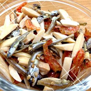 小魚&小エビ&アーモンド 約500g(個包装70〜80袋)
