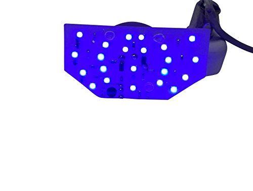 (nakira) 羽ばたく テールランプ フェアリー風 汎用 LED S25ダブル球 BAY15D バリオス CB400F GS400 など 447 (青 ブルー) ブルー 青画像