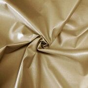 【生地・布】ベージュ綿横ストレッチツイルゴム引き無地国産広幅パンツスカートジャケット婦人服紳士雑貨インテリア激安セール(h-1786)