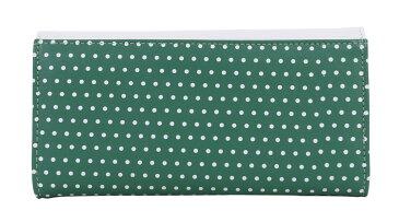 【プレゼントに大好評】スヌーピー 財布 森風 緑 SNOOPY 長財布 レディース財布 二つ折り財布 小銭入れ