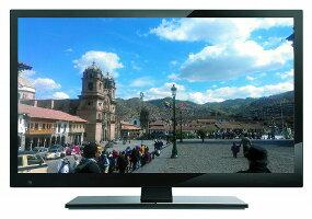 【新品】イースト 24V型 地上・BS/CSフルハイビジョンWチューナー液晶テレビ LE-24HDD300
