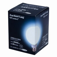 【新品】ヤーデン エバースマートランプ 全面発光LED電球 E26口金 ES-600WE26-GW