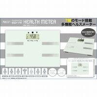 【新品】ピーナッツクラブ Smart-Style 体脂肪ヘルスメーター/体重計 KK-00300