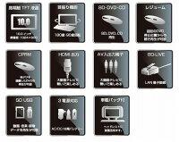 【新品】brレボリューションbr10インチポータブルブルーレイプレーヤーbrZM-10BD