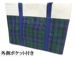 【新品】brレジカゴクーラーバッグbrグリーンチェック