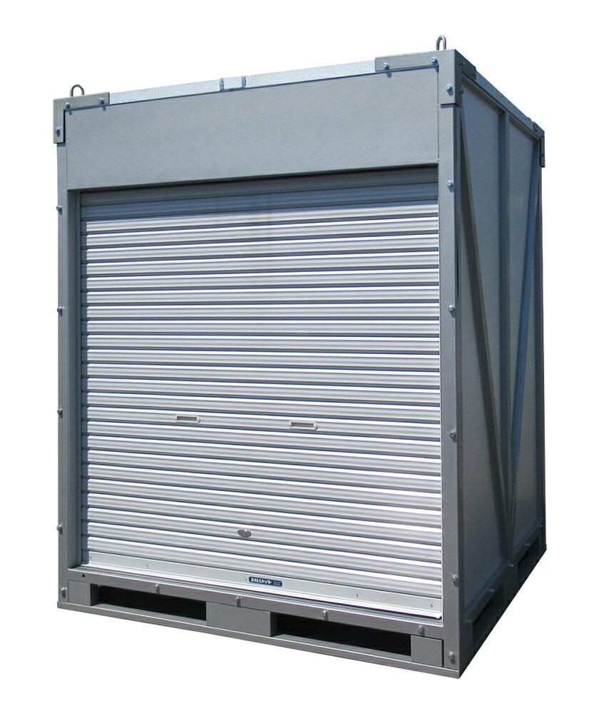 写光レンタル販売 シャッター倉庫/物置 専用棚板×2枚付き