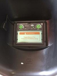 自動遮光溶接面TOAN-9200雷神(低電流対応)