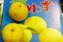 徳島産 柚子(ユズ) 8~9個入り和食の美味しさを引き立てる柑橘のゆずです05P05nov10