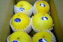【愛知メロン】愛知産 イエローキングメロン Lサイズ6個入り鮮やかな黄色い果皮の中に、白い...