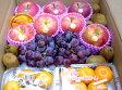 【お中元/フルーツ】果物屋さんの旬のフルーツセット 約4kg旬なフルーツを詰め合わせました。梨 果物セット/福袋/フルーツギフト/お見舞い/送料無料