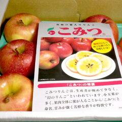 送料無料!数量限定「蜜入りりんご」青森産 こみつりんご2kg 小玉 8〜10個入り甘いりんご …