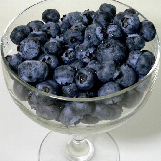 フルーツ・果物, ブルーベリー  () 10125g1