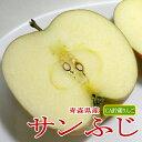 青森産 サンふじリンゴ 約10kg 小玉 46〜50個入り CA貯蔵|10キロ サン富士 林檎 アップル りんご 青森りんご