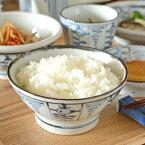 【砥部焼陶彩窯】なずな文の古砥部茶碗(小)