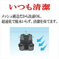 【タジマTAJIMA】【安全帯・ハーネス】【清涼ファン熱中症対策】CKR-IPF安全帯インナーパットCKRフリーサイズ空調システム空調服関連