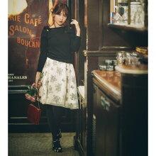 【misariaミサリア】toccocloset(トッコクローゼット)Collection小嶋陽菜さんはブラックを着用※toccoモデル身長169cm