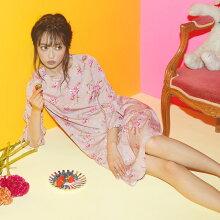 【mianelミアネル】LikeADollカタログtoccocloset(トッコクローゼット)Collection中村里砂さんはピンク着用
