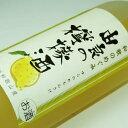 和歌のめぐみ「由良の檸檬(レモン)酒」720ml世界一統【和歌山県産】【果実酒】