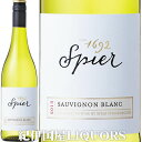 スピアー ソーヴィニヨン・ブラン [2017]白ワイン 辛口750ml 南アフリカW.O.ウエスタン・ケープSpier Sauvignon Blanc 南アフリカの高級ワイン産地ステレンボッシュで1692年からワイン造りを行う名門。【あす楽】