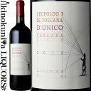レオポルド プリモ / ドゥニコ [2012] 赤ワイン フルボディ 750ml / イタリア トスカーナ I.G.T. Leopoldo I di Toscana D'Unico 旨安賞受賞歴 ビオロジック オーガニック オーガニックワイン