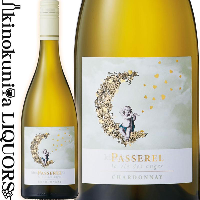 ワイン, 白ワイン  2019 750ml I.G.P. Caves Languedoc-Roussillon Passerel Chardonnay (2014) 2015 MTBS