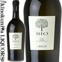 イ バルジ ビオ テッレ シチリアーネ グリッロ [NV] 白ワイン 辛口 750ml / イタリア シチリア州 IGT ナターレ ヴェルガ I Balzi Bio Terre Siciliane Grillo ビオワイン オーガニック オーガニックワイン
