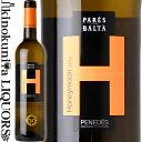 ハニー ムーン [2019] 白ワイン やや辛口〜やや甘口 750ml / スペイン カタルーニャ州 DOペネデス パレス バルタ PARES BALTA Honey Moon