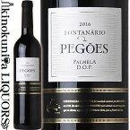 サント イシドロ デ ペゴエス アデガ / フォンタナリオ デ ペゴエス ティント [2019] 赤ワイン フルボディ 750ml / ポルトガル セトゥバル半島 DOパルメラ SANTO ISIDRO DE PEGOES ADEGA Fontanario De Pegoes Tinto