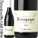 ルー デュモン / レア セレクション ブルゴーニュ ルージュ [2000] 赤ワイン ミディアムボディ〜ライトボディ 750ml / フランス ブルゴーニュ Lou Dumont LEA Selection Bourgogne Rouge