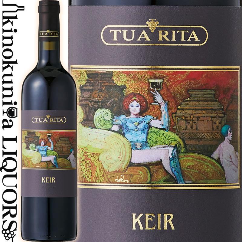 ワイン, 赤ワイン  2017 750ml I.G.T. Azienda Agricola Tua Rita KEIR