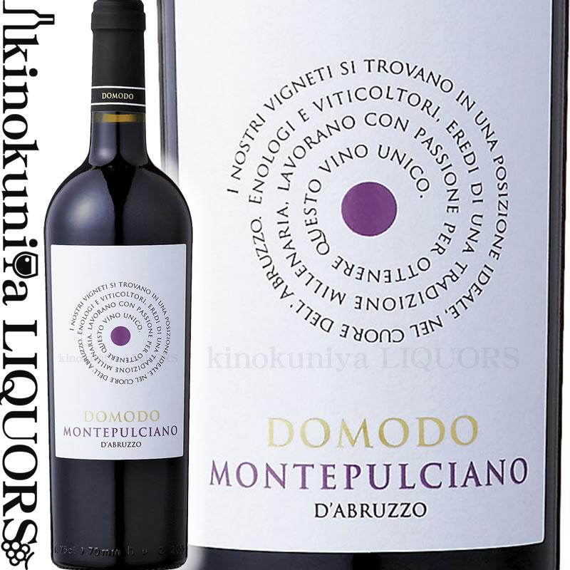 ワイン, 赤ワイン  20152016 750ml D.O.P. Domodo Montepulciano dAbruzzo