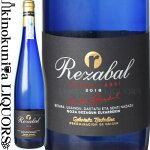 チャコリ・レサバルアリ[2018]白ワイン辛口750ml/スペインバスクゲタリアコ・チャコリナTxakoliRezabalArriBodegaTxakoliRezabal