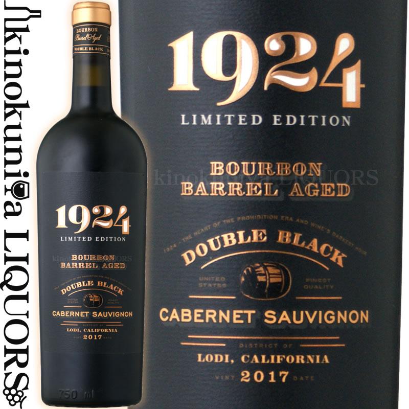 ワイン, 赤ワイン  1924 2017 750ml A.V.A. Delicato Family Vineyards Gnarly Head 1924 Bourbon Aged Double Black